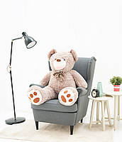 Плюшевый Мишка, Большая игрушка 130 см. Серый