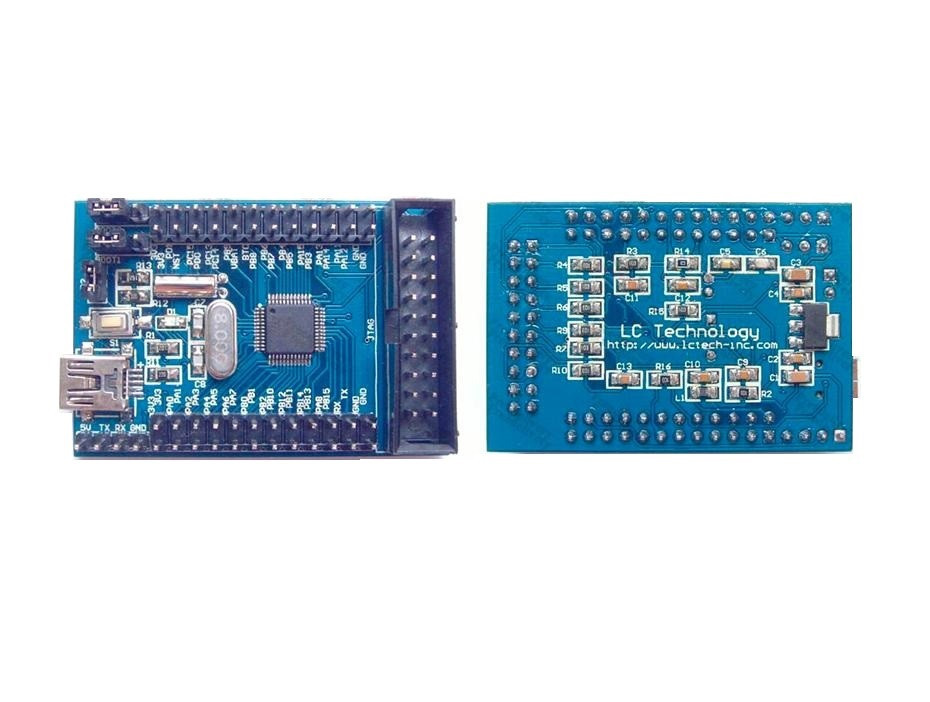 ARM Cortex-M3 STM32F103C8T6 STM32 плата разработчика