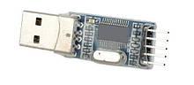 USB PL2303 - RS232 TTL конвертер, Arduino, Atmega