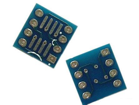 SOP8 SO8 SOIC8 SMD - DIP8 переходник адаптер