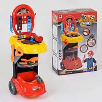 Детский игровой набор инструментов верстак 661-180