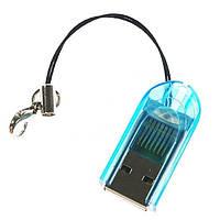 USB MicroSD TF T-Flash кардридер
