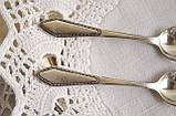 Две посеребренные чайные ложки, серебрение, Германия, August Wellner & Sons, фото 7