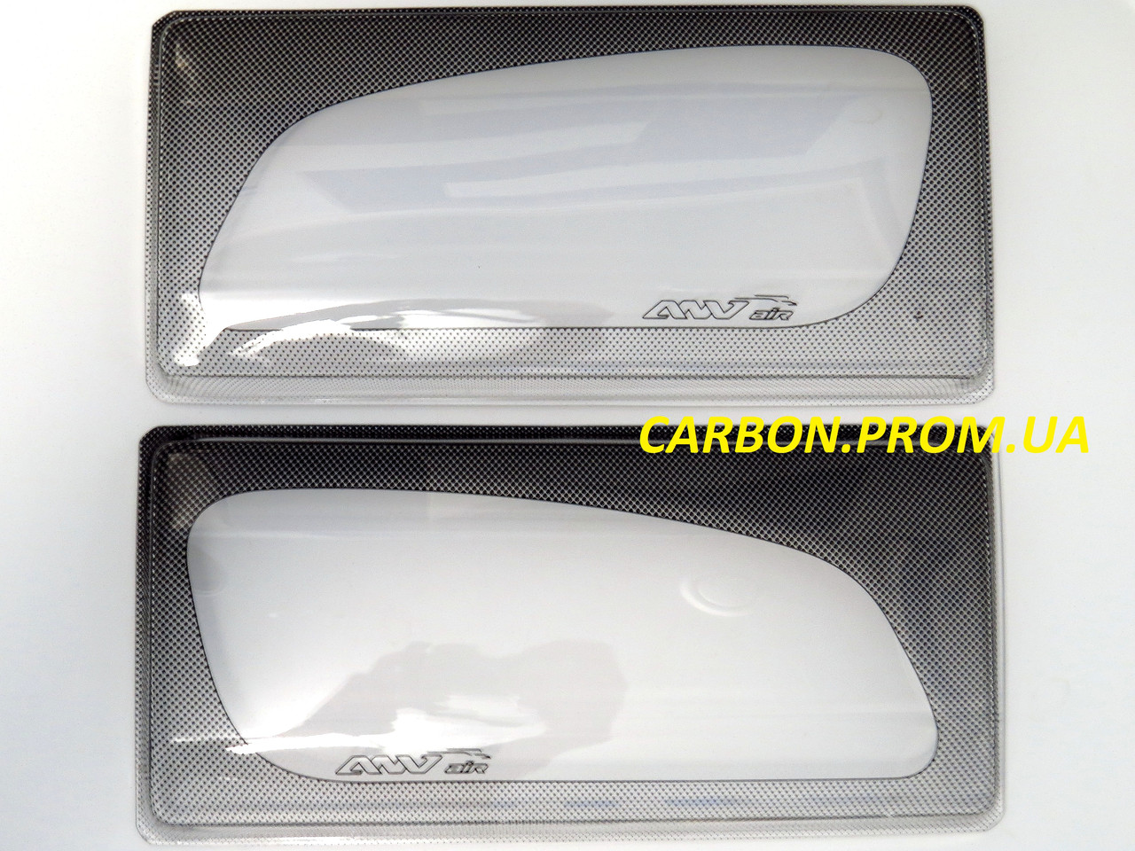 Защита автомобильных фар ВАЗ 2107 ОВАЛ ANV