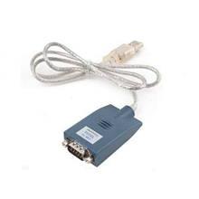 Кабель переходник USB - RS232 DB9 PL2303+MAX3243C, 0.9м
