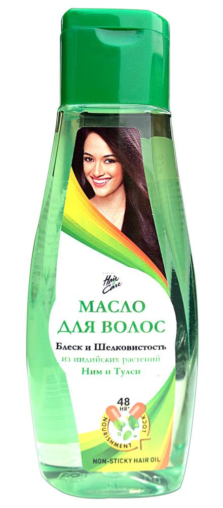 Масло-кондиционер из листьв дерева Ним и Тулси «Hair&Care» 100мл