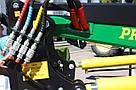 Швидкознімний Фронтальний Навантажувач КУН Делліф Профі 2200 ківш 0.9 м3, фото 5