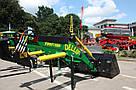 Швидкознімний Фронтальний Навантажувач КУН Делліф Профі 2200 ківш 0.9 м3, фото 4