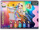 Ігровий набір Rainbow High Мосту Хай Салон краси з піною для волосся MGA, фото 7