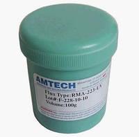 Флюс для BGA реболлинга Amtech RMA-223-UV, 100г