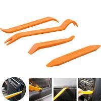 Набор инструментов для снятия клипс и обшивки салона автомобиля