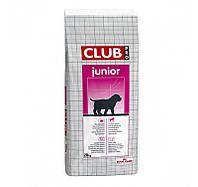 Корм для цуценят середніх і великих порід - ROYAL CANIN CLUB PRO JUNIOR, 20 КГ