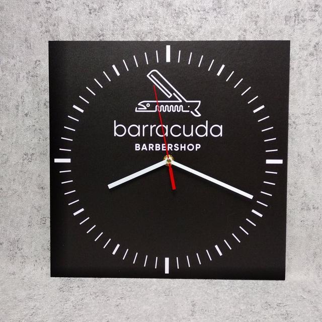 Настенные часыдля Барбершоп