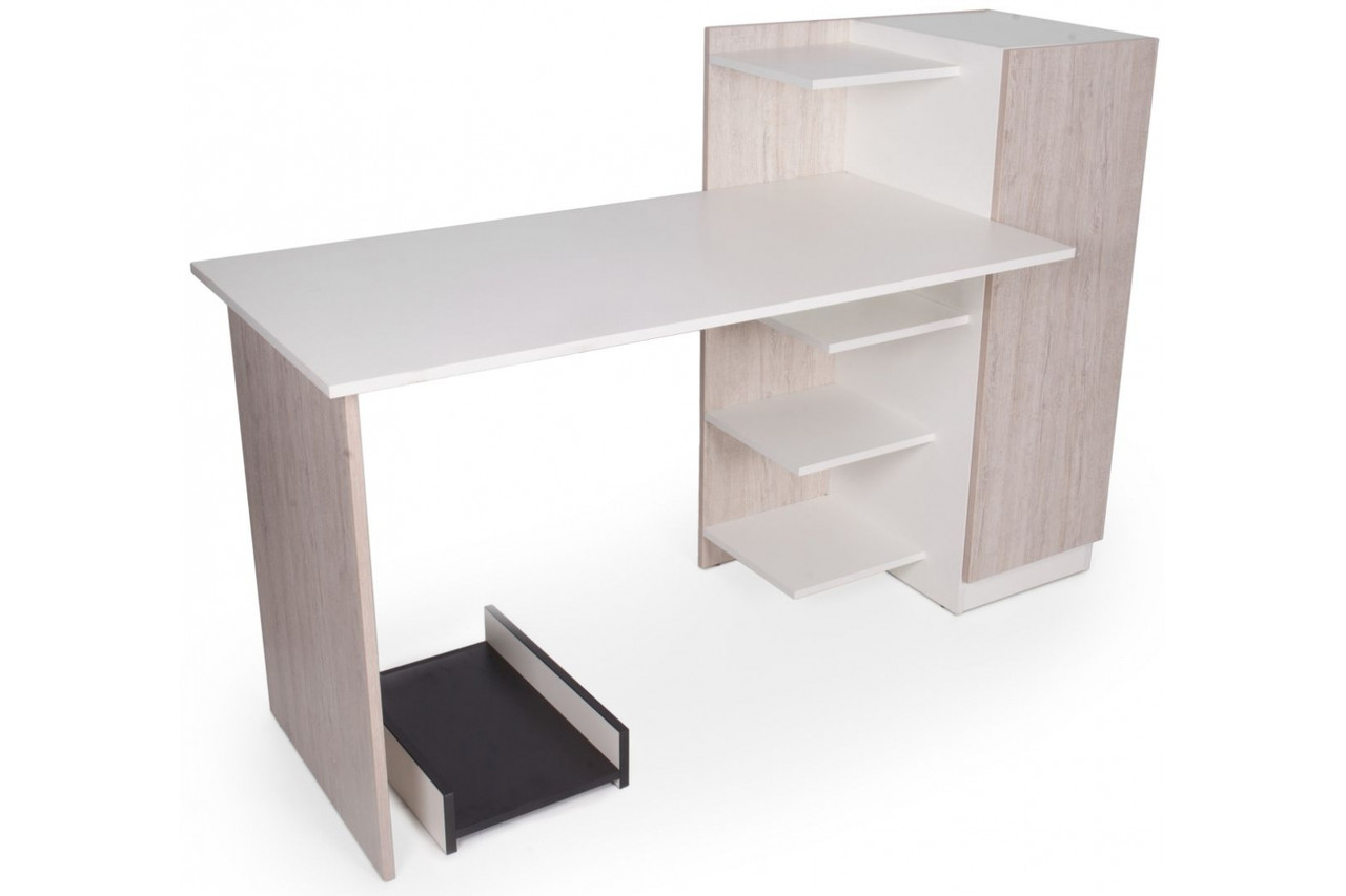 Комп'ютерний стіл Barsky Homework HW-03+stand-01