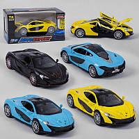 """Машинка 32153 / 33003 (72/2) Auto Expert"""", 3 цвета, инерция, свет, звук, открываются двери, в коробке"""