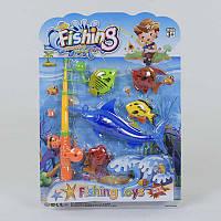 Рыбалка 6606-02 (72/2) магнитная, на листе