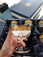 Креманки версаче с золотом