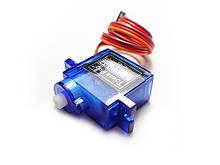 Сервопривод, серва Tower Pro 9g SG90 для Arduino PIC ARM AVR