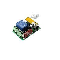 1-канальное беспроводное реле 220В, пульт, Arduino