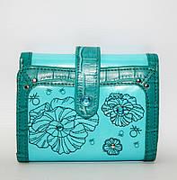 67262.003 Молодёжный кошелёк из экокожи Benetton