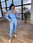 Женский стильный костюм из рефлективной плащевки светоотражающий(в расцветках), фото 4