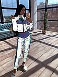 Женский стильный костюм из рефлективной плащевки светоотражающий(в расцветках), фото 7