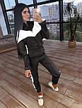 Женский стильный костюм из рефлективной плащевки светоотражающий(в расцветках), фото 2