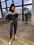 Женский стильный костюм из рефлективной плащевки светоотражающий(в расцветках), фото 5