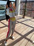 Женский стильный костюм из рефлективной плащевки светоотражающий(в расцветках), фото 6