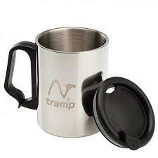 Термокружка с поилкой 350мл Tramp TRC-020