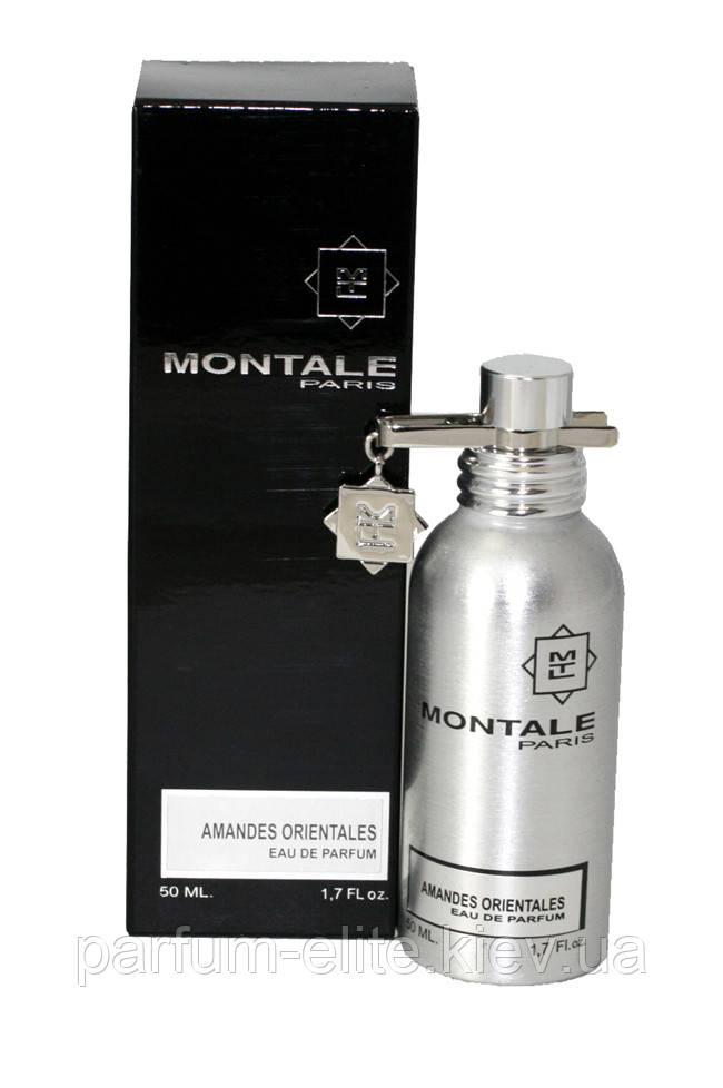 Парфюмированная вода унисекс Montale Amandes Orientales 50ml(test)