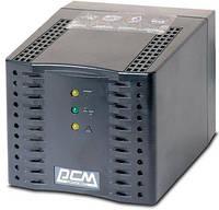 Стабилизатор напряжения Powercom TCA-3000 чёрный