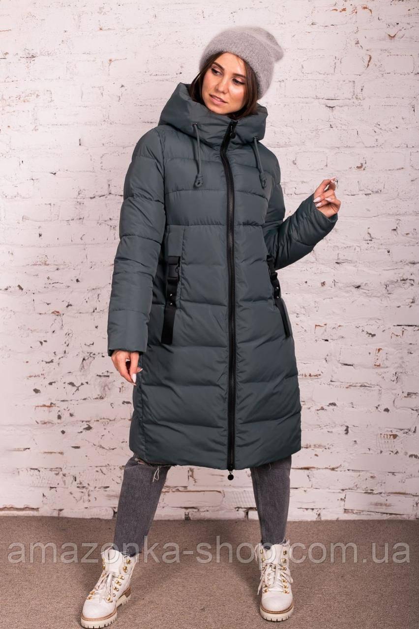 Женская куртка новинка зима 2020- 2021