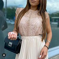 Блуза гипюровая, фото 1