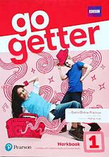 Go Getter 1 Workbook with ExtraOnlinePractice / Тетрадь