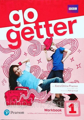 Go Getter 1 Workbook with ExtraOnlinePractice / Тетрадь, фото 2