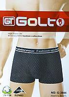 """Боксеры мужские """"Golt"""". Хлопок. № G3944."""