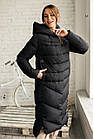 Женская модная куртка новинка зима 2020- 2021, фото 2