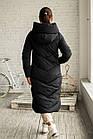 Женская модная куртка новинка зима 2020- 2021, фото 3