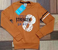 Батник реглан свитер джемпер кофта на мальчика 122 рост, 7 лет