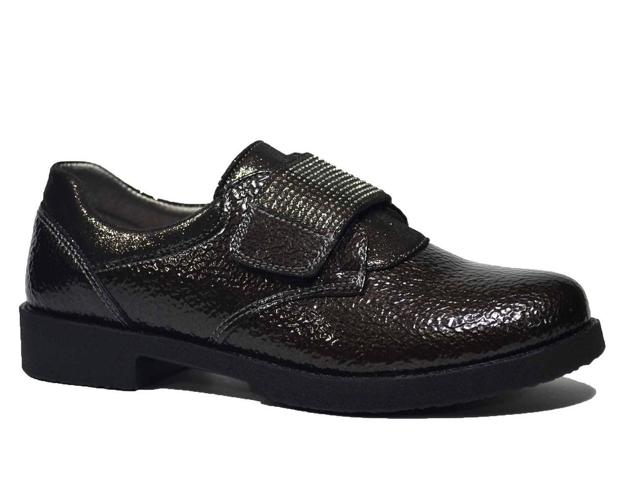 Школьные туфли TOM M для девочки 34-36 р