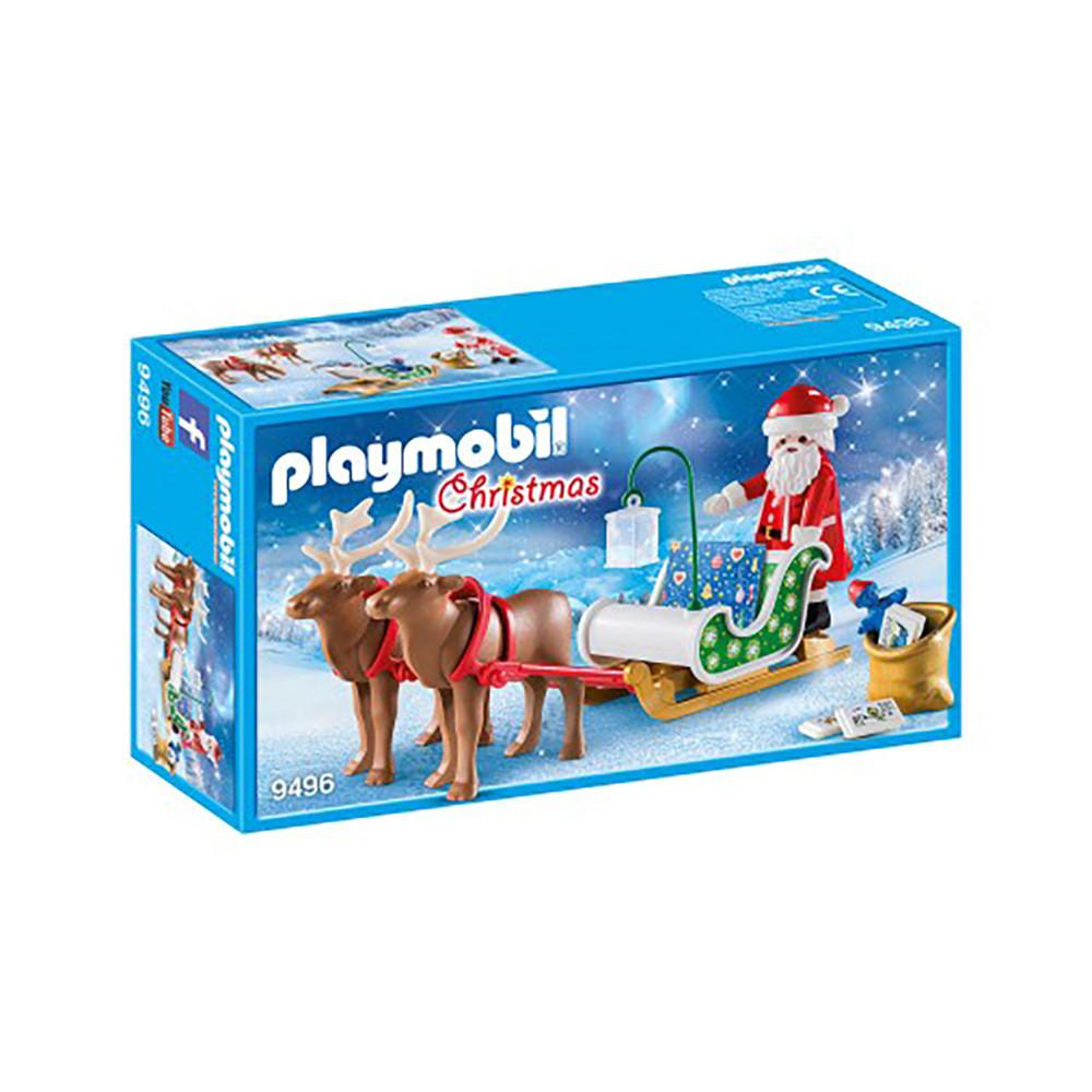 """Игровой набор """"Санта в санях"""" Playmobil (4008789094964)"""
