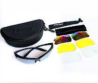 Спортивные солнцезащитные очки велоочки 5 пар линз