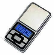 Карманные ювелирные электронные весы 0,01-100 гр