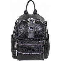 Сумка-рюкзак №1843 Чорний, фото 1