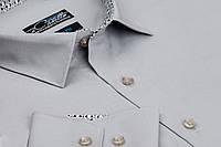 "Мужская серая рубашка ""GR"""