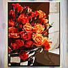 """Картина по номерам ТМ ArtStory, холст на подрамнике, Цветы """"Роскошный букет"""" 40*50 см, в коробке"""