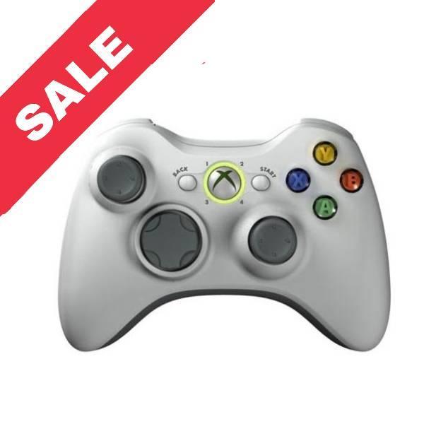 Джойстик бездротовий X-360 For PS3/PC/ANDROID білий