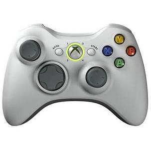 Джойстик бездротовий X-360 For PS3/PC/ANDROID білий, фото 2