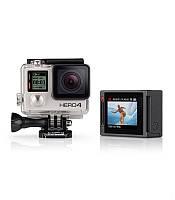 Экшн камера GoPro HERO4 Silver Edition